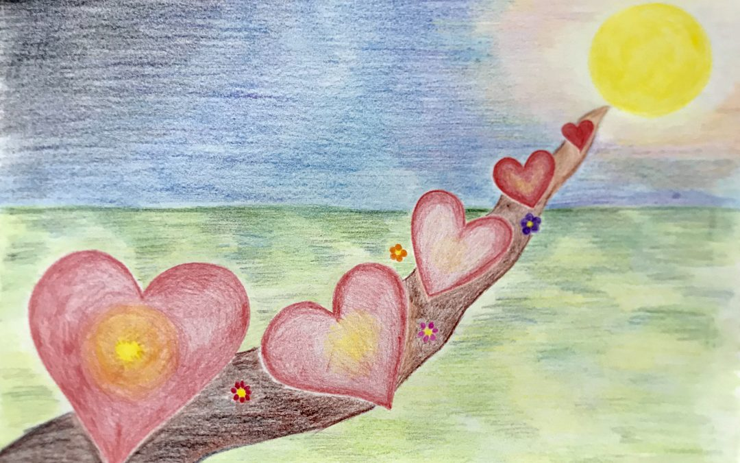 Align with love